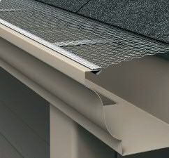 Gutter Leaf Protection In Dallas Gutter Screen